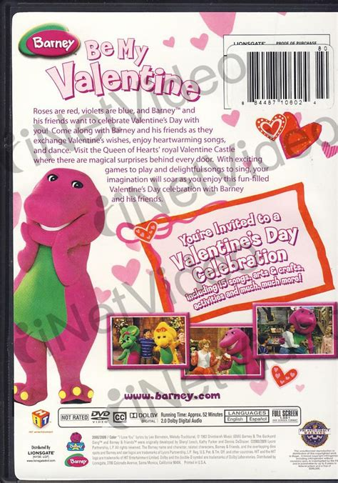 be my barney barney be my barney 28 images link included be my