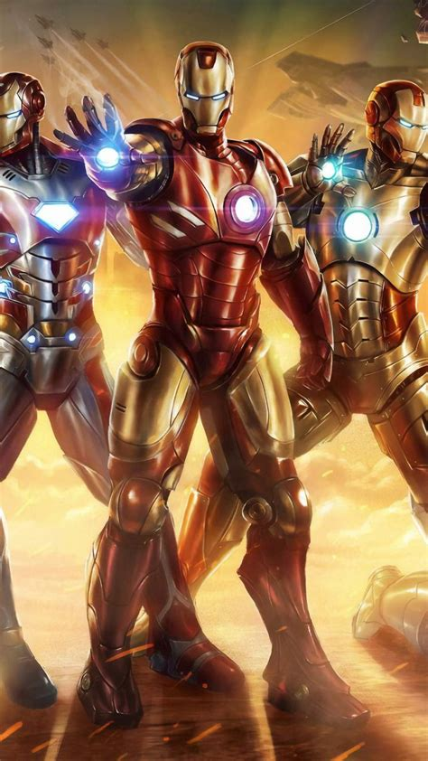 iron man squad iphone wallpaper iphone wallpapers