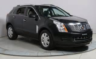 Cadillac Srx Msrp Hyundai Vaudreuil Used Cars Cadillac Srx 2013 For Sale