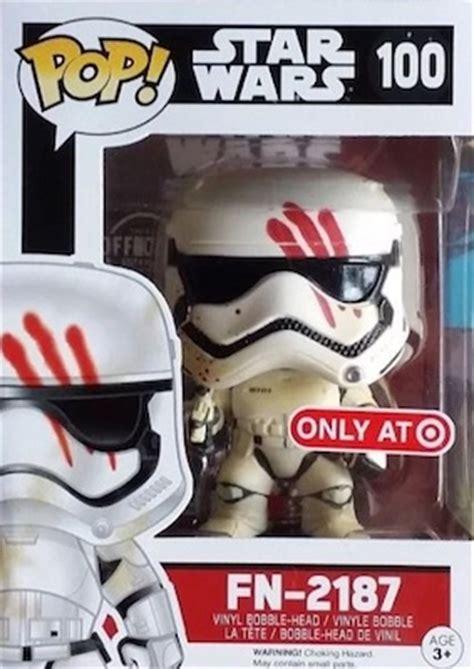 Funko Pop Wars Finn Stormtrooper Unmasked Exclusive 76 funko pop wars the awakens figures exclusives list guide