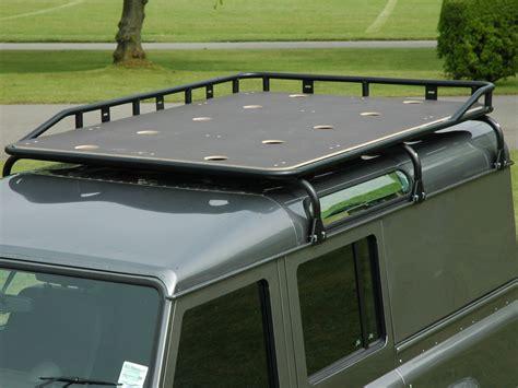 Defender Roof Rack roofs