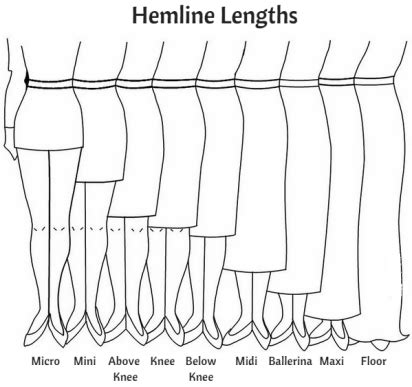 What Is Your Favorite Hem Length by Trendy Style Tips To Flaunt Your Plus Size Skirts