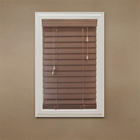 Brown Faux Wood Blinds 59e46e45 4ddf 4905 ae09 44c82f9350ab 1000 jpg