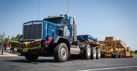 flatbed truck demand soars   usa regions heavy lift project forwarding international
