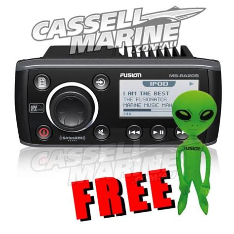fusion boat stereo review fusion marine stereo ms ra205 cassell marine