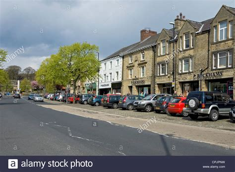 high street british companies united kingdom uk high street skipton north yorkshire england uk united