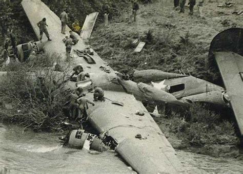 doodlebug crash crashed b 24 bomber wasn t sure at if this was a b