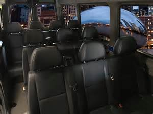 Mercedes Sprinter Ford Transit Vans Chicago Pontarelli