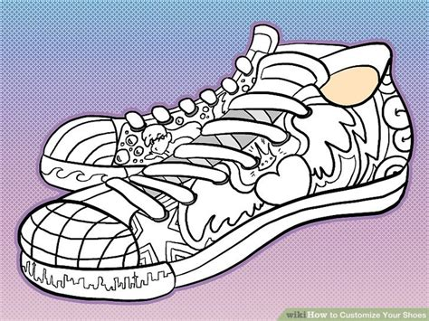 Customize Your Shoes by 5 Ways To Customize Your Shoes Wikihow