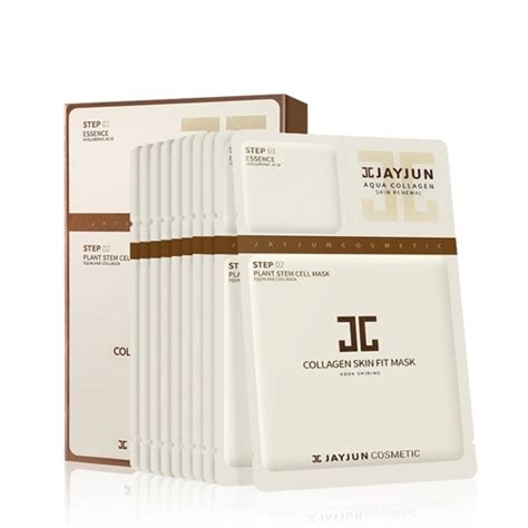 Aqua Skin Collagen Forte mặt nạ giấy jayjun aqua collagen skin renewal mask qu 224
