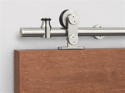 Stainless Barn Door Hardware Stainless Steel Barn Door Hardware Best Home Furniture Ideas