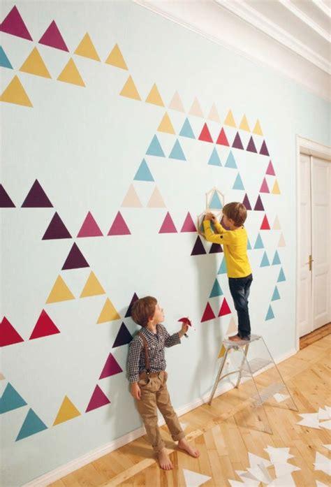 Painting Wall Murals Ideas tolle wandgestaltung mit farbe 100 wand streichen ideen