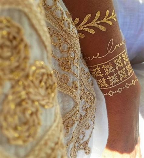 gold foil tattoo gold foil temporary tattoos will save