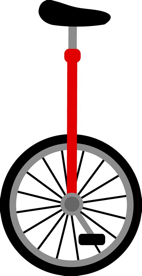 clipart images unicycle clipart