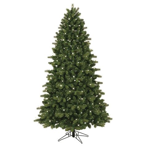 colorado spruce christmas tree lowes shop ge 7 5 ft pre lit colorado spruce artificial tree with 500 constant clear white