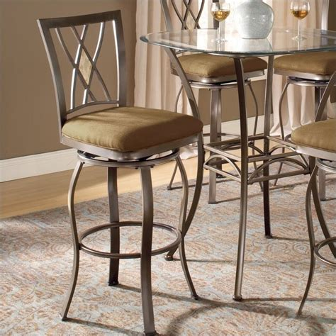 swivel counter stools 24 inch hillsdale dover 24 inch counter height swivel bar stool