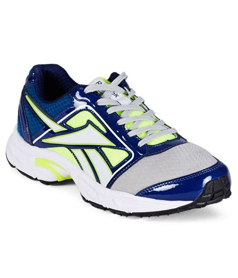 speed sports shoes reebok speed sports lp blue sport shoes price in india