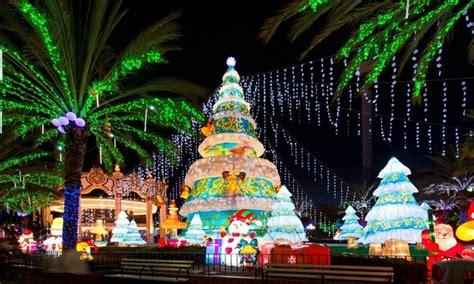 theme park groupon global winter wonderland in sacramento ca groupon