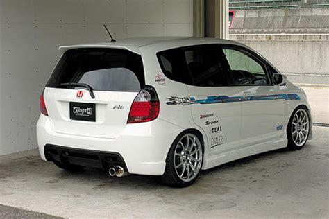 Modification Honda Jazz by Cars Info Honda Jazz Modification