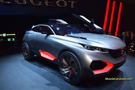 peugeot suv concept 2015 peugeot quartz suv concept futuristic car 05 2015