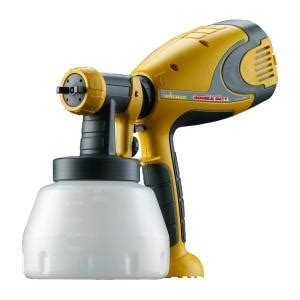 home depot medium duty paint sprayer wagner spray duty hvlp paint sprayer