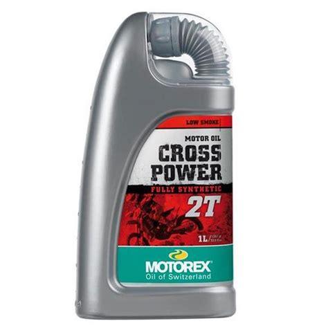 Cross A75aa75g Baterai Alto Power olio motore motorex cross power 2t 1l su motoblouz