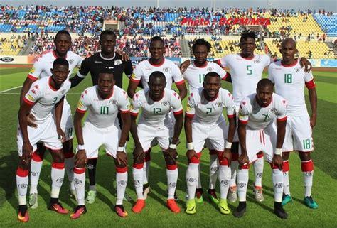 Calendrier Eliminatoire Can 2018 Can 2017 Le Burkina Faso Bat Le Mali Par 2 Buts 224 1 En