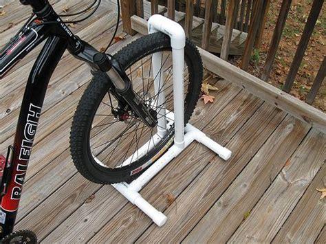 Pvc Bike Rack For by 25 Best Ideas About Pvc Bike Racks On Outdoor