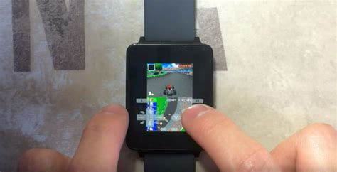 nintendo ds roms for android nintendo ds emulator running on android wear smartwatch