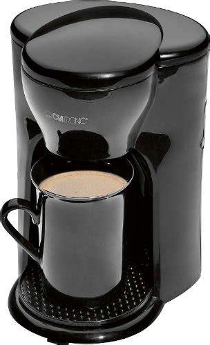 Kaffeemaschine 2 Tassen Test by Ein Tassen Kaffeemaschine Singlekaffeemaschine Test