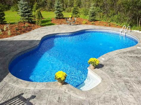 stunning inground pools for small backyards ideas best pools for backyards perfect backyard makeover with pool