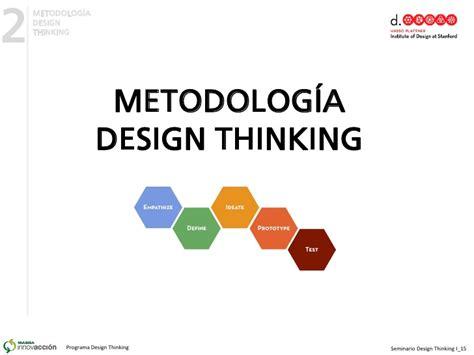 design thinking kpi seminario1 design thinking i