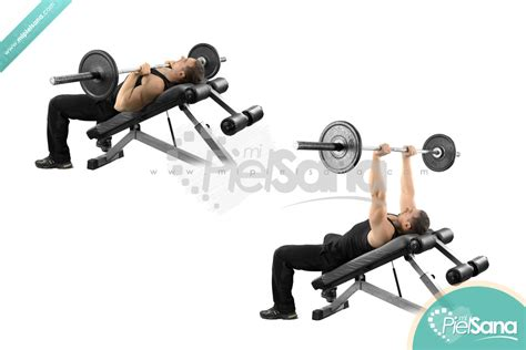 close grip incline bench press incline close grip bench press
