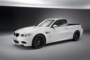 bmw s awesome m3 truck packs 420hp and to