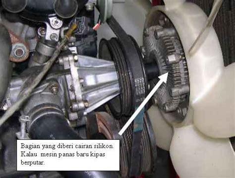 Kipas Radiator R pindah ke bengkelgratis kipas radiator pakai silikon