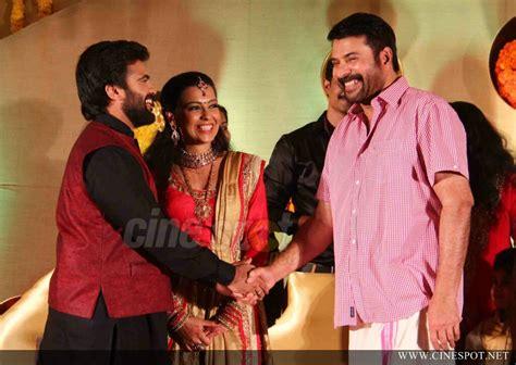 Vijayaraghavan son wedding reception (6)