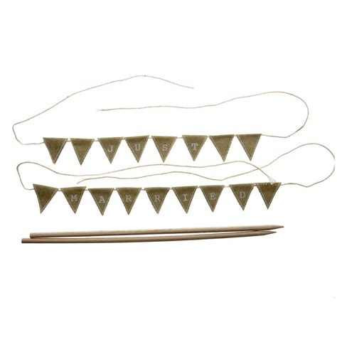 just married bunting template just married cake bunting vintage affair wow vow