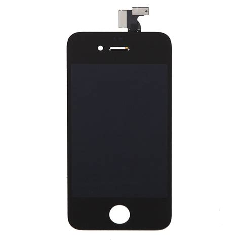 Lcd Apple Iphone 4s Touchscreen Black iphone 4s black lcd touch screen digitizer repairsuniverse