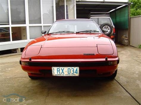 manual repair autos 1984 mazda rx 7 parking system 1984 mazda rx 7 scottee shannons club