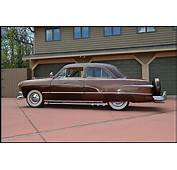 1951 FORD CRESTLINER 2 DOOR COUPE  174748