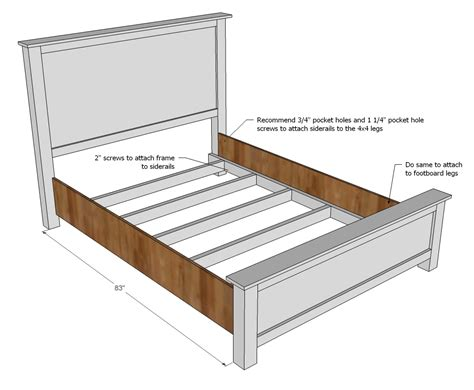 King Bed Frame No Box Spring Bed Frames Ideas Bed Frames No Box