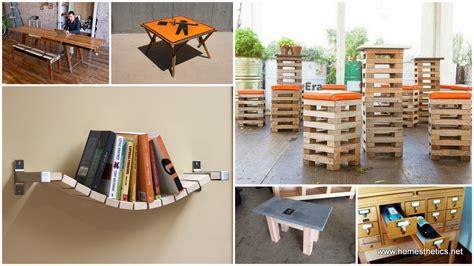 creative diy interior furniture ideas