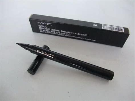 Mac Eyeliner buy mac rapideye penultimate eye liner pinceau eye liner