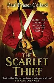 thief a scarlet novel books crimean war historical fiction reviews