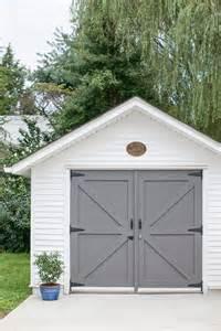 garage door colors gray garage doors in benjamin kendall charcoal paint