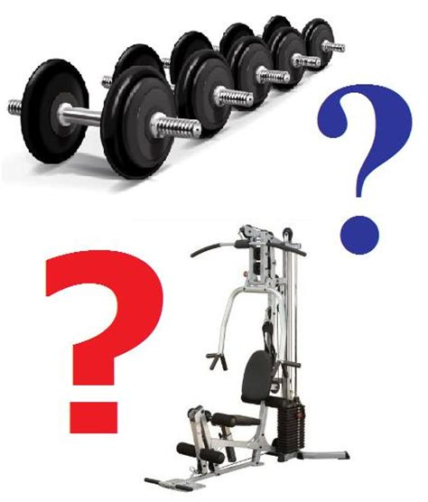 free weights or machines which is better bodybuilding