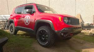 Jeep Renegade Trailhawk Mud Tires Bf Mud Km2 225 75 16 Quot With Lift 1 Quot Jeep Renegade Forum