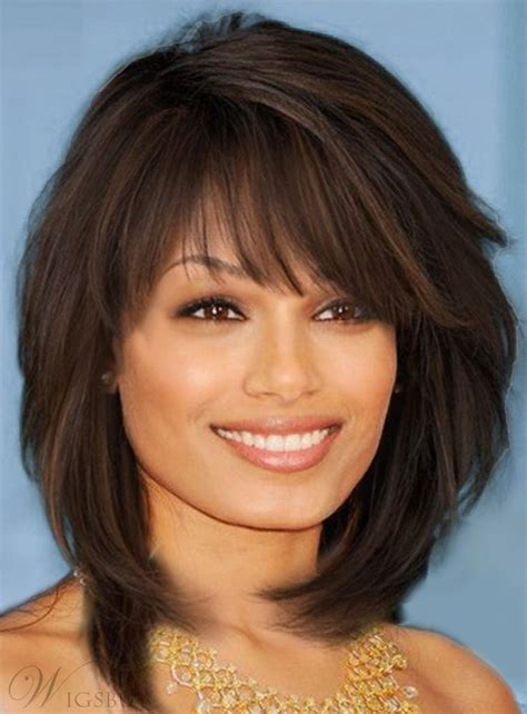 layered bob haircut american 1840 best hair images on pinterest