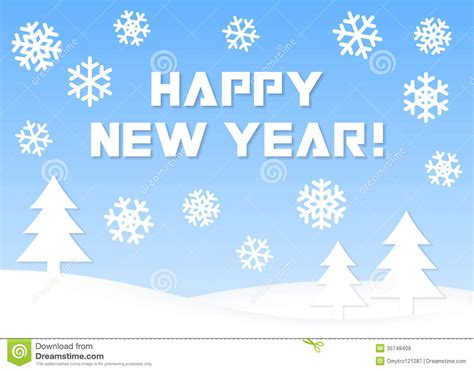 how to make a happy new year card happy new year greeting card royalty free stock images