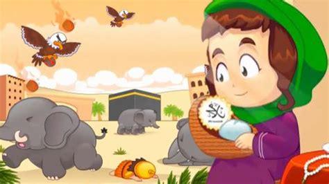 film kartun kisah teladan nabi muhammad kisah kelahiran nabi muhammad saw cerita nabi animasi